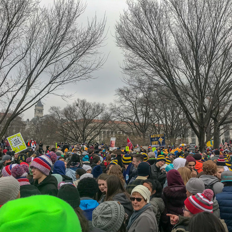 62019 March For Life