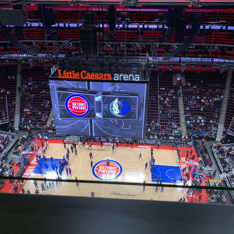 3 Pistons Game2019