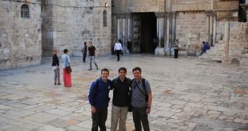 Holy Land Pilgrimage - Sacred Heart Major Seminary