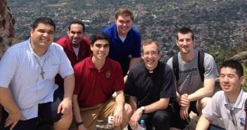 Spanish Language Program Seminarians