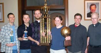 Sacred Heart Wins Two Basketball Tournaments