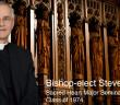 Bishop-elect Steven J. Raica