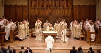 Transitional Deacons Ordination 2014