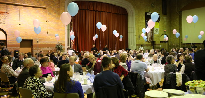 Record-breaking Crowd Attends Dinner for Life