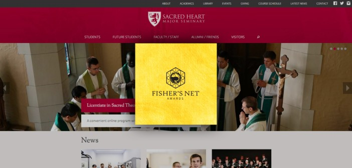 Seminary Website Wins Award for Best Education Site