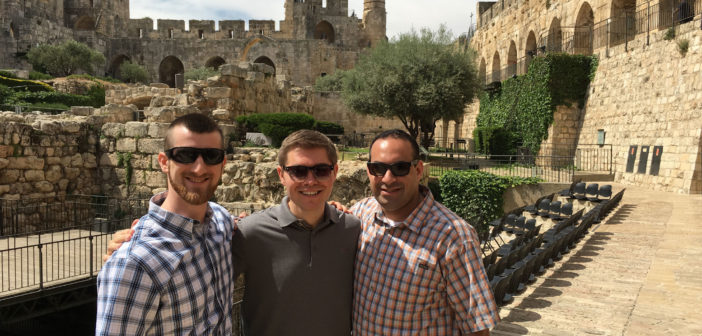 Seeking Wisdom and Holiness in the Holy Land