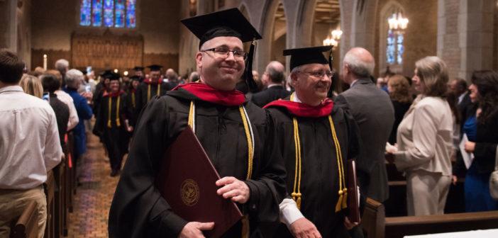 Graduates Go Forward to Serve