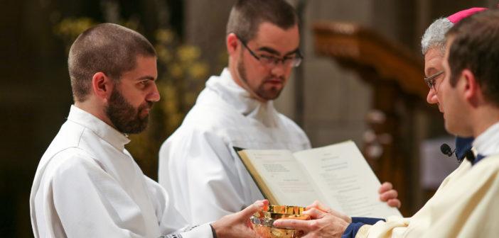 Onward Toward the Priesthood