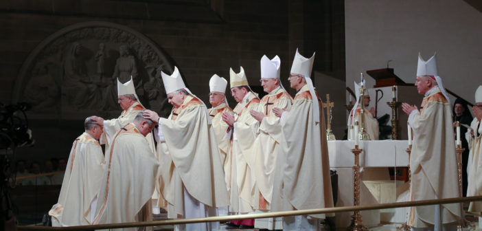 Two Sacred Heart Graduates Are Now Bishops